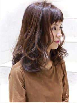 ふんわりひし形パーマ 02